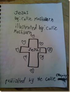 Callie's Jesus Book 007