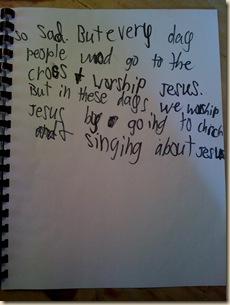 Callie's Jesus Book 009