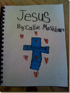 Callie's Jesus Book 010